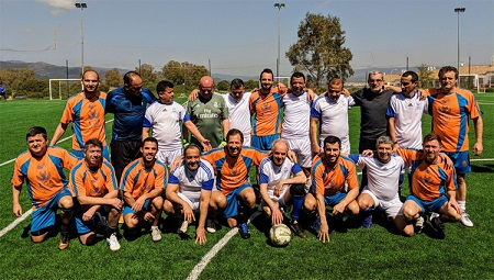 Celebrados los IX Juegos Interuniversitarios del Estrecho en Algeciras